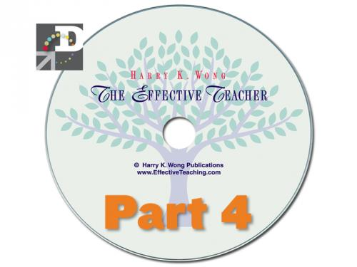 The Effective Teacher - Part 4 Procedures and Routines