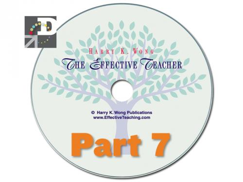The Effective Teacher - Part 7 The Professional Educator