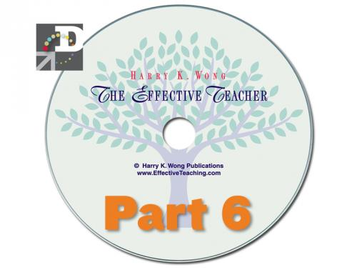 The Effective Teacher - Part 6 Lesson Mastery